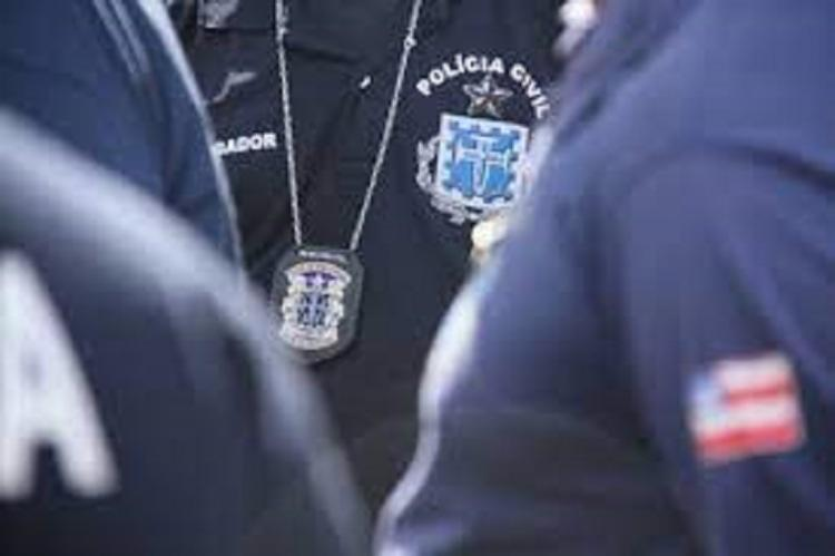 A vítima foi encontrada com as mãos amarradas| Foto: Divulgação | Ascom PC - Foto: Divulgação | Ascom PC