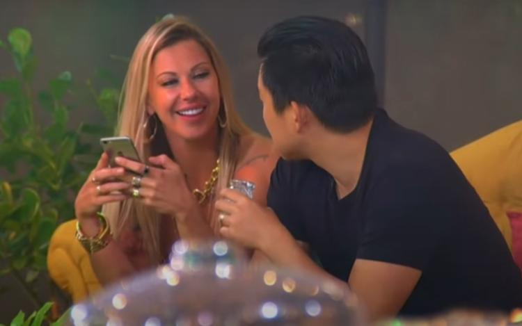 Antonela Avellaneda revelou que o affair com hipnólogo não passou de estratégia de marketing | Foto: Reprodução/ Record Tv - Foto: Reprodução/ Record Tv