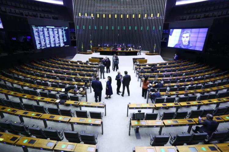 Sessão foi marcada para iniciar às 15h   Foto: Cleia Viana/ Ag. Câmara - Foto: Foto: Cleia Viana/ Ag. Câmara