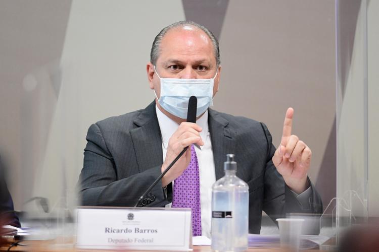 A cúpula da CPI da Covid informou que a sessão será retomada às 15h | Foto: Pedro França | Ag. Senado - Foto: Pedro França | Ag. Senado
