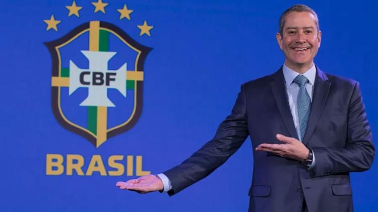 Rogério Caboclo, presidente da CBF | Foto: Lucas Figueiredo | CBF - Foto: Lucas Figueiredo | CBF