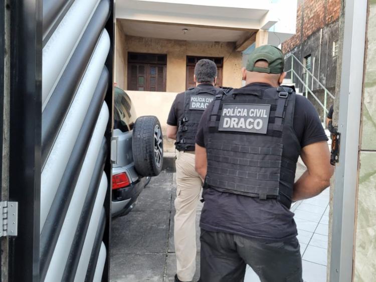 Mandados foram cumpridos em Salvador e Região Metropolitana   Foto: Natália Verena   Polícia Civil - Foto: Natália Verena   Polícia Civil