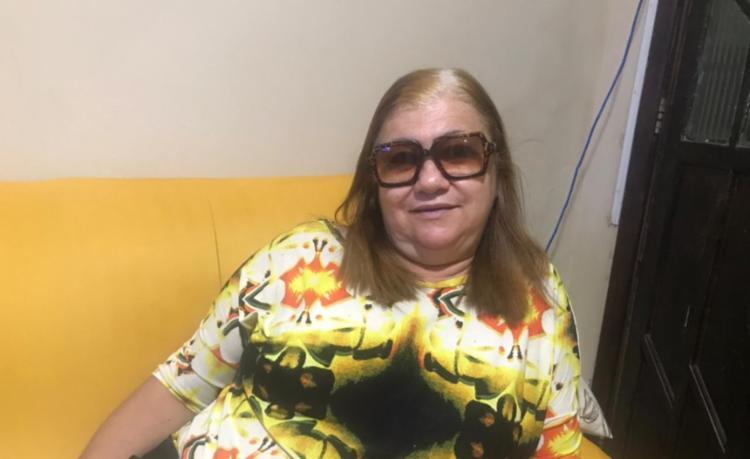 A professora Nívea Moreira nasceu em uma sexta-feira 13 e por isso, não vê problemas com a data   Foto: Arquivo pessoal