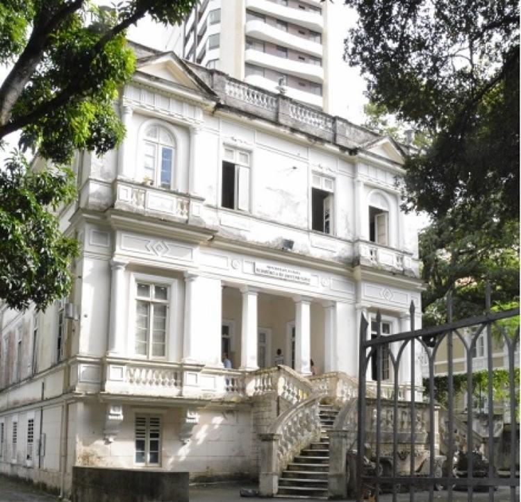 Embate envolve Residência Universitária localizada no Corredor da Vitória   Foto: Divulgação   UFBA - Foto: Divulgação   UFBA