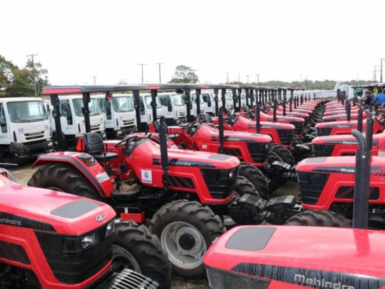 Relatório da Controladoria-Geral da União apontou sobrepreço de R$ 142 milhões na compra de máquinas agrícolas pelo Ministério do Desenvolvimento Regional - Foto: Ministério do Desenvolvimento Regional
