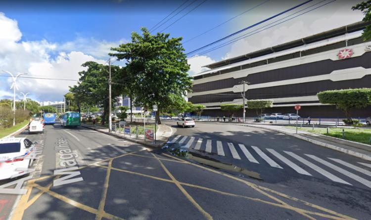 Trecho será liberado às 5h de domingo, 29 | Foto: Reprodução | Google Maps - Foto: Reprodução | Google Maps