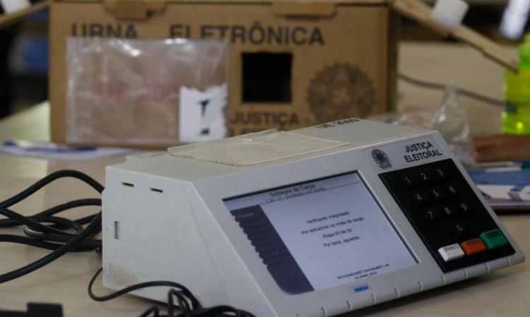 Prazo para partidos avaliarem código-fonte das urnas passa para um ano | Foto: Fernando Frazão | Agência Brasil - Foto: Fernando Frazão | Agência Brasil