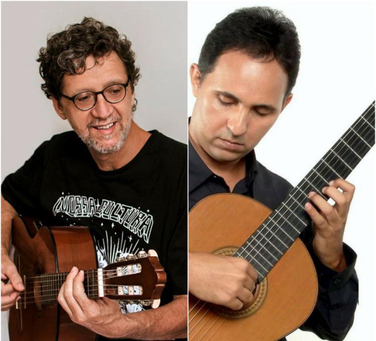 Artistas se apresentam na próxima segunda, 30, na varanda do SESI Rio Vermelho | Foto: Divulgação - Foto: Divulgação
