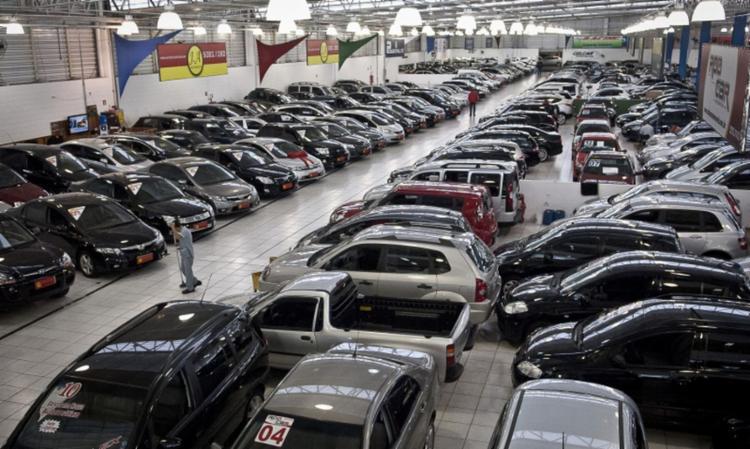Foram emplacados em julho 123,6 mil automóveis   Foto: Marcelo Camargo   Agência Brasil - Foto: Marcelo Camargo   Agência Brasil