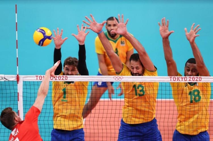 Com o resultado, a seleção brasileira vai disputar a medalha de bronze | Foto: Wander Roberto | COB - Foto: Wander Roberto | COB