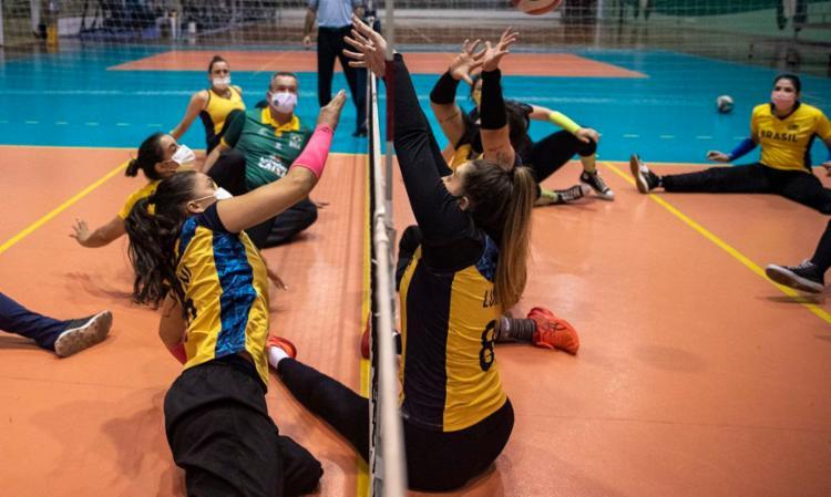 Bronze com time feminino em 2016, país busca dobradinha nesta edição | Foto: Alê Cabral | CPB - Foto: Alê Cabral | CPB