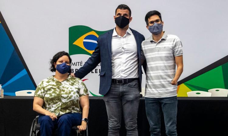 Pódio em Pequim, Londres e Rio, agora ele é vice-presidente do CPB | Foto: Ale Cabral | CPB - Foto: Ale Cabral | CPB