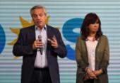 Cinco ministros apresentam renúncias e abalam governo da Argentina | Foto: Maximiliano Luna | AFP