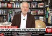 Alexandre Garcia é demitido da CNN após defender tratamento precoce novamente | Foto: Reprodução I CNN Brasil