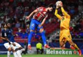 Atlético de Madrid empata em casa com Porto em sua estreia na Champions | Foto: