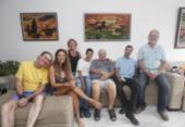 Arrefecimento da pandemia de Covid-19 abre espaço para os reencontros familiares | Foto: Olga Leiria / Ag. A TARDE