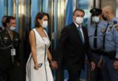 Bolsonaro abre Assembleia-Geral da ONU pressionado por falta de vacinação | Foto: AFP