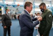 Bolsonaro entrega medalhas a campeões olímpicos militares no RJ | Foto: Alan Santos | PR