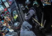 Confira imagens de resgate de mulher mantida em cárcere privado em Sussuarana | Foto: