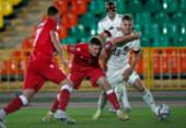Com time misto, Bélgica vence Belarus e fica mais perto da Copa do Catar-2022 | Foto: