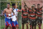 Baianão sub-20: Bahia e Vitória voltam a disputar um título após três anos | Foto: Felipe Oliveira | EC Bahia e Pietro Carpi | EC Vitória