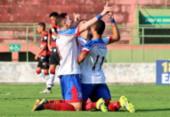 Bahia consegue virada sobre o Vitória e sai na frente na decisão do Baianão sub-20 | Foto: Divulgação | EC Bahia