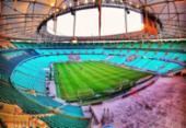 Bahia volta a jogar na Arena Fonte Nova após 7 meses | Foto: Divulgação | EC Bahia