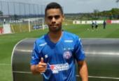 Novo reforço do Bahia inicia treinos na Cidade Tricolor | Foto: Divulgação | EC Bahia