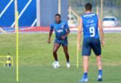 Bahia visita o Santos e busca engatar sequência na Série A | Foto: Felipe Oliveira | EC Bahia