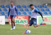 Sem os titulares, Bahia inicia os trabalhos para encarar o Inter | Foto: Felipe Oliveira | EC Bahia