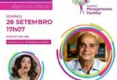 Evento virtual do Ipfam inicia no próxima domingo com palestra de Dráuzio Varela | Foto: Divulgação