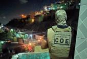 Operação visa combater tráfico de drogas em bairros de Salvador | Foto: Natália Verena | PC