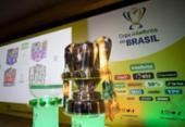 Copa do Brasil: CBF define mando de campo das semifinais | Foto: Lucas Figueiredo | CBF