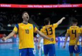 Futsal: Brasil leva susto, mas bate Japão e vai às quartas do Mundial | Foto: Thais Magalhães | CBF