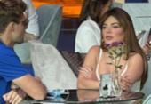 Influencers Gkay e Rezende são flagrados juntos em Dubai | Foto: Reprodução | Coluna Leo Dias