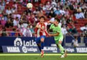 Atlético de Madrid fica no 0 a 0 em casa com Athletic Bilbao pelo Espanhol | Foto: