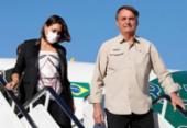Michelle Bolsonaro explica motivo de ter se imunizado nos EUA | Foto: Alan Santos | Divulgação