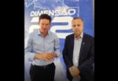 João Roma agradece presidente após entrega de conjunto habitacional em Salvador | Foto: Reprodução I Instagram