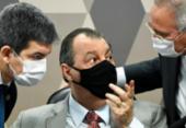 Em áudio vazado, presidente da CPI xinga ministro da CGU | Foto: Ag. Senado