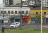 Ônibus voltam a circular na Barroquinha após protesto por morte de jovens | Foto: Reprodução | TV Bahia