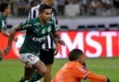Palmeiras empata com Atlético-MG e garante vaga na decisão da Libertadores | Foto: Washington Alves | AFP