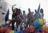 Reportagem de A TARDE mostra seguidas violências contra uma transgênero | Foto: Rejane Carneiro | Cedoc A TARDE | 1.6.2003