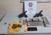 Suspeitos de integrar facção criminosa são baleados em confronto na Federação | Foto: Divulgação | 41ª CIPM