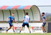 Bahia inicia semana com treino técnico e tático | Foto: Divulgação | Twitter | @ecbahia