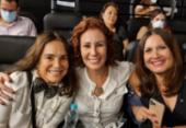 Ex-secretária de Cultura, Regina Duarte vai a pré-estreia de filme sobre ascensão de Bolsonaro | Foto: Reprodução | Twitter