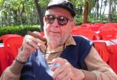 Morre aos 99 anos baiano Rex Schindler, um dos pioneiros do Cinema Novo | Foto: Antonio Queirós | Arquivo A TARDE