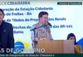 Roma faz afago a deputado do PP que rompeu com Rui na Bahia | Foto: Reprodução I Youtube