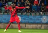 De virada e com goleada, Bélgica vence a Estônia pelas Eliminatórias | Foto: