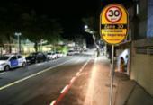 Requalificada, rua que liga praça Irmã Dulce à Colina Sagrada integra Zona 30 | Foto: Bruno Concha | Secom PMS