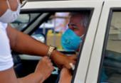 Prefeitura de Salvador diz que 74 mil adultos ainda não foram se vacinar contra a Covid-19 | Foto: Shirley Stolze | Ag. A TARDE